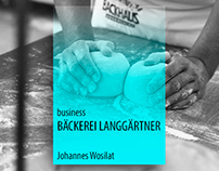 Unternehmensfotografie Langgärtners Backhaus