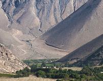 Valle del Elqui - Region de Coquimbo, Chile.