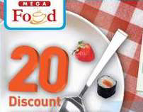 Mega Food Advertising & Promotional Items