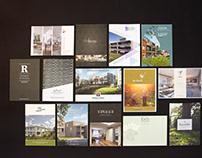 Real estate sales documentations