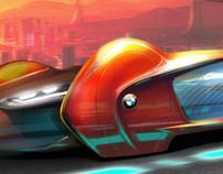 2050 BMW Eurus