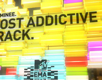 MTV European Music Awards Pitch #3