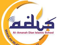 Brand Identity Al-Amanah Dian Islamic School