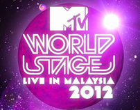 MTV World Stage 2012 (Contest Promo) (Unofficial)