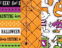 Tricks & Treats Halloween Kit