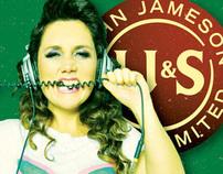 Live™ Club · Jameson   Flyer St. Patrick's Day