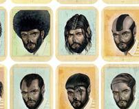 Wolfman Haircut