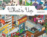 What's Up Magazine