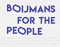 Boijmans For The People