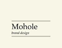 MOHOLE | brand design