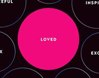 M.Music iOS app - Idea & concept design