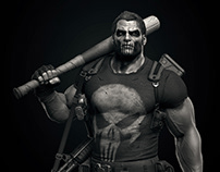 Punisher - Sideshow