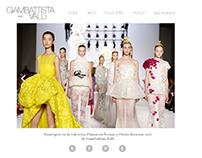 Giambattista Valli   [ Web Design ]