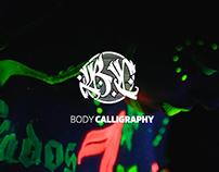 Body Calligraphy II: 7 Pecados Capitales