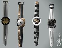 Zildjian Wristwatch Coll. (Zildjian Brand Extension)