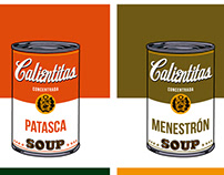 Calientitas Soup / Warhol - Perú