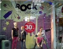Escaparate Tendencia Urbano Rock