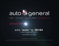 Auto & General 10sec Sting