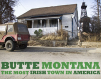 Butte, Montana photo project