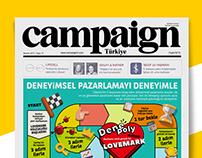 Campaign Tr / Cover Design