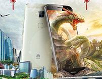 Huawei Dragon