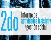 Informe de labores Carlo Pizano 2011-12
