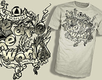 T-Shirt Graphic Designs #1