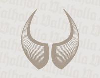 Valholla Meade Logo