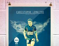 Poster | Christophe Lemaitre