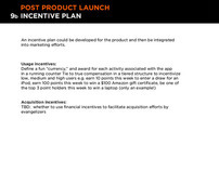 POST LAUNCH - INCENTIVE PLAN (9b of 9)