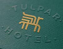 Tulpar Hotel Branding