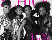 SCHICK Magazine Fashion Issue, Nov 2019