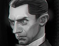 Lugosi | Portrait study