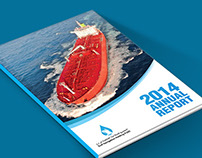 Gulf Navigation Annual Report - 2014