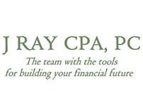 Creative Direction - J Ray CPA, PC