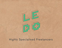 Ledo-A website that help freelancers learning by doing
