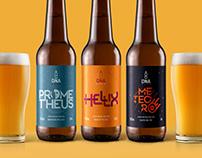Logo • DNA Beer