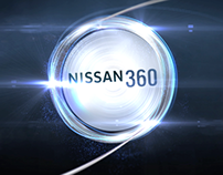 Nissan 360 Logo Animation