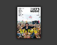 KKBOX音樂誌 #5|封面、專題設計