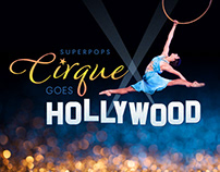 Cirque Goes Hollywood, BSO 2018-19