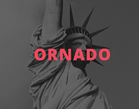 ORNADO - PSD TEMPLATE