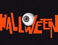 Halloween Type Animation