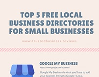 5 Free Local Business Directories for Small Business