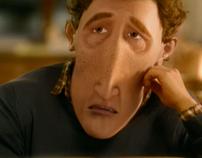 Long face tv spot