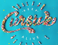 """Keep Cursive Alive"" for #GoodTypeTuesday"