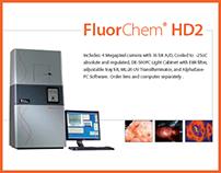 Alpha Innotech FluorChem HD2