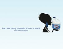 Clorox Regular-Bleach Creative Campaign