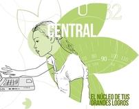 Universidad Central /// Ilustración