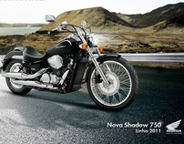 Honda Shadow 750 II