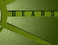 Textile Design: GEARS